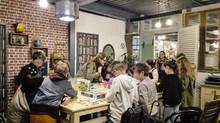 Visite de la Recyclerie par les élèves de CM2 de Mezzavia.