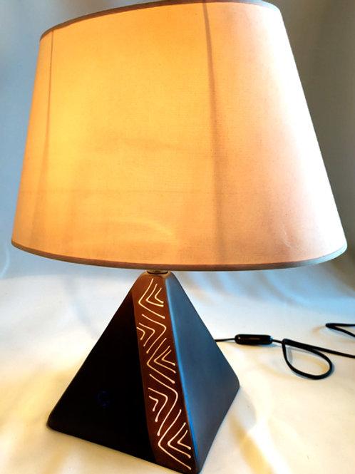 """Lampe """"Pyramide"""""""