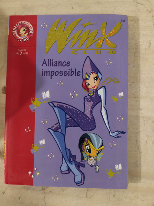 """WMX """"alliance impossible"""""""