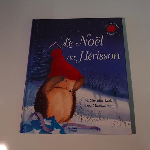 LE NOEL DU HERISSON