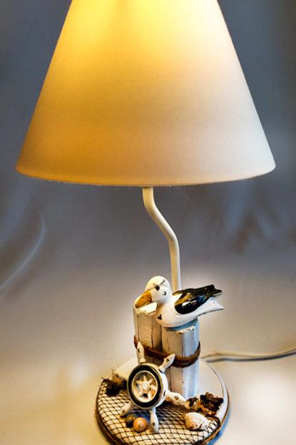 """Lampe """"Goëland"""""""