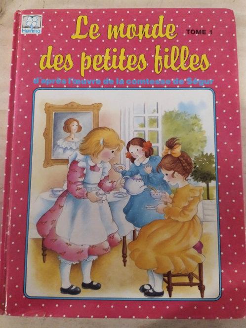 Le monde des petites filles