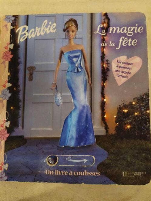 """Barbie """"la magie de la fête"""""""