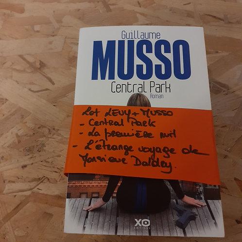 Lot Levy et Musso