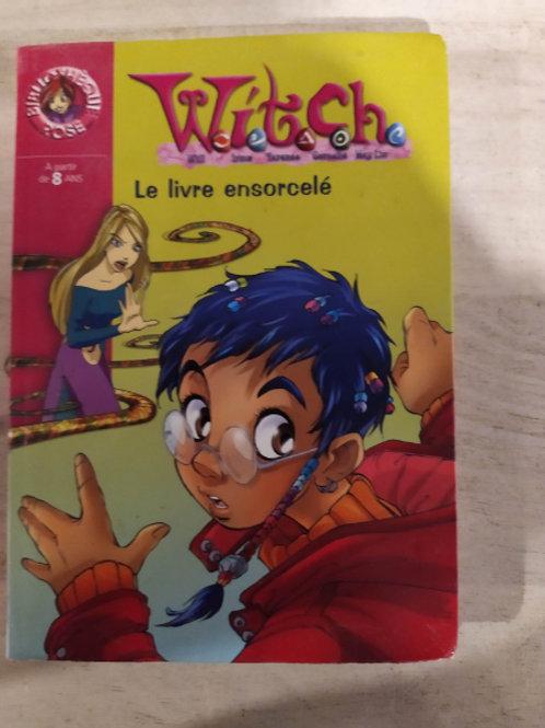 """Witch """"le livre ensorcelé"""""""