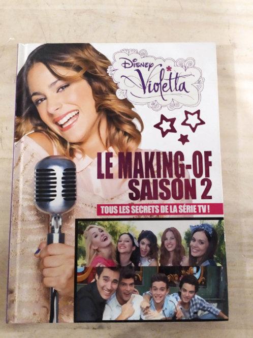 Le making-off saison 2