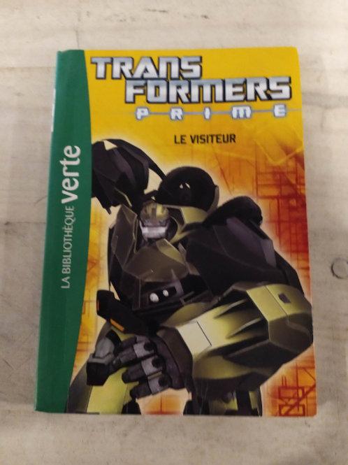 """Transformers """"le visiteur"""""""