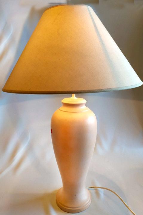 """GRANDE LAMPE """"rose"""""""