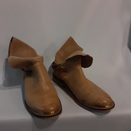 BOOTS BEIGE PROMOD