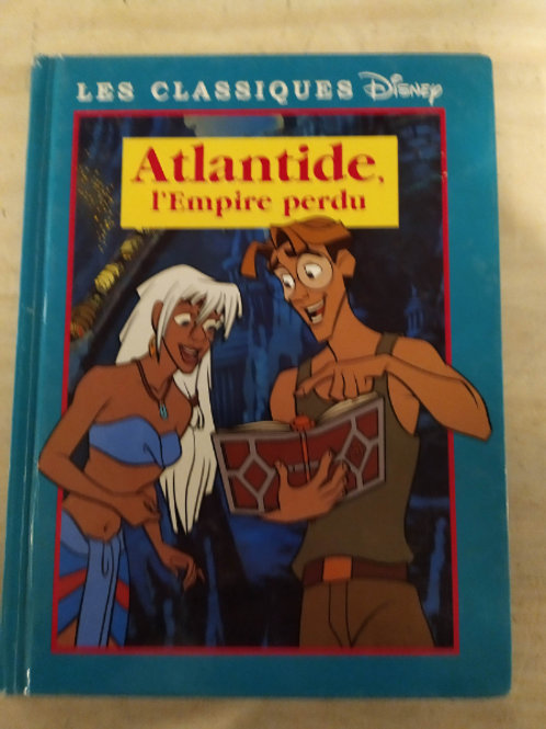 "Atlantide ""l'empire perdu"""