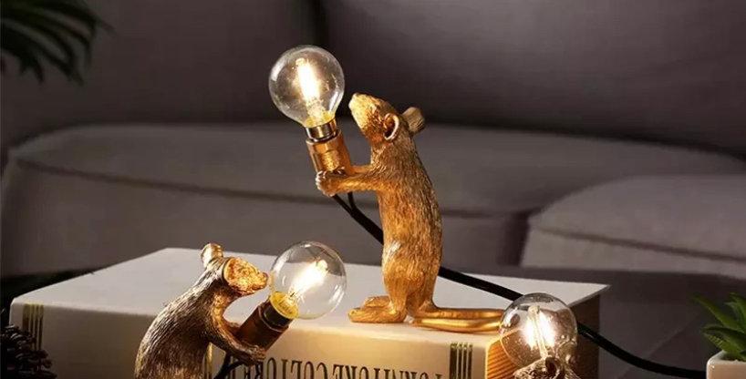 Lámpara Ratón Jerry