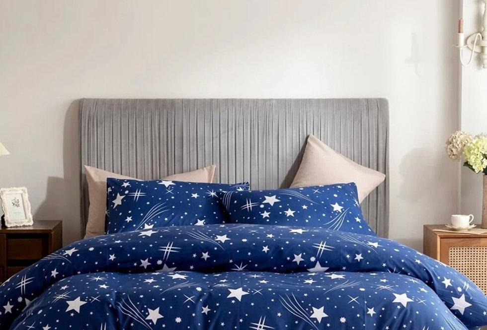 Funda de Plumon Stars Blue