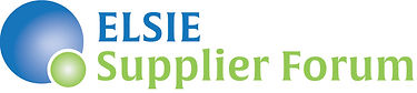 ELSIE Supplier Forum Logo (February 2018