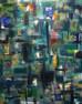 KindlingStudios paintings @Philz San Mateo