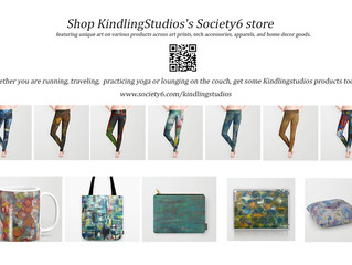 KindlingStudios.net on Society 6