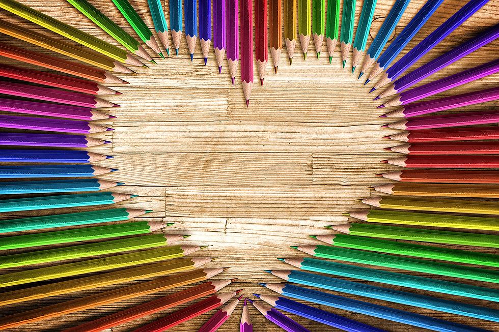 Heart shaped coloured pencils.jpg