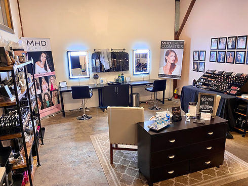MHD Beauty Salon & Makeup Studio