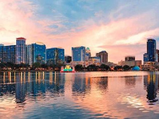 Orlando: The City Beautiful