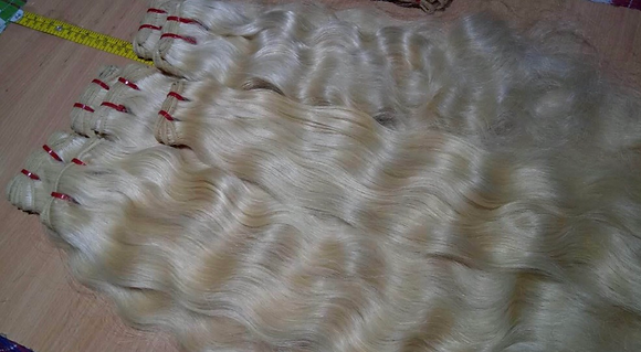South Indian Blonde 613 Hair