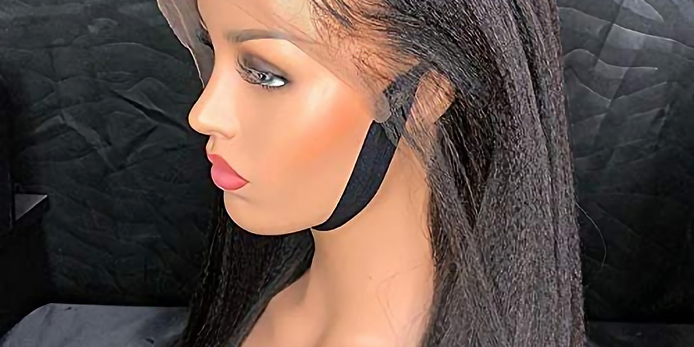 Lace Frontal Boot Camp