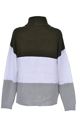 Thick Chunky Turtleneck Sweater