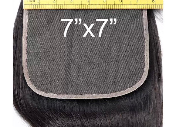 More Lace Closures