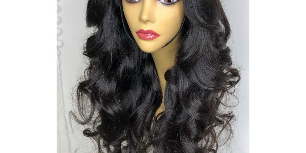 Virtual Lace Wig Class