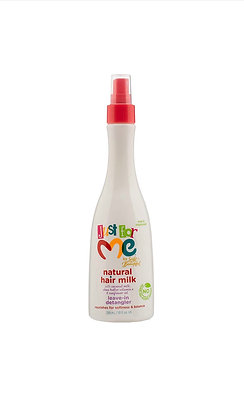 Just for Me Natural Hair Milk Detangler - Detangles & Helps Prevent Breakage, Fo