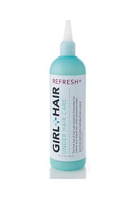 Girl+Hair Natural Hair Products, Refresh Plus Aloe Vera Biotin Hydrating Hair Mi
