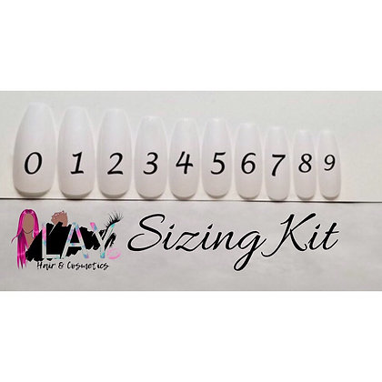 Press-On Sizing Kit
