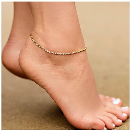 Ankle Chains & Cubans