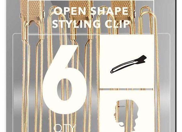 Metal Styling Clips