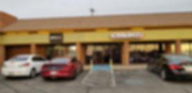 Outside of El Paso Dance Works! Studio