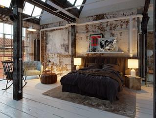 Muebles con Diseño Industrial