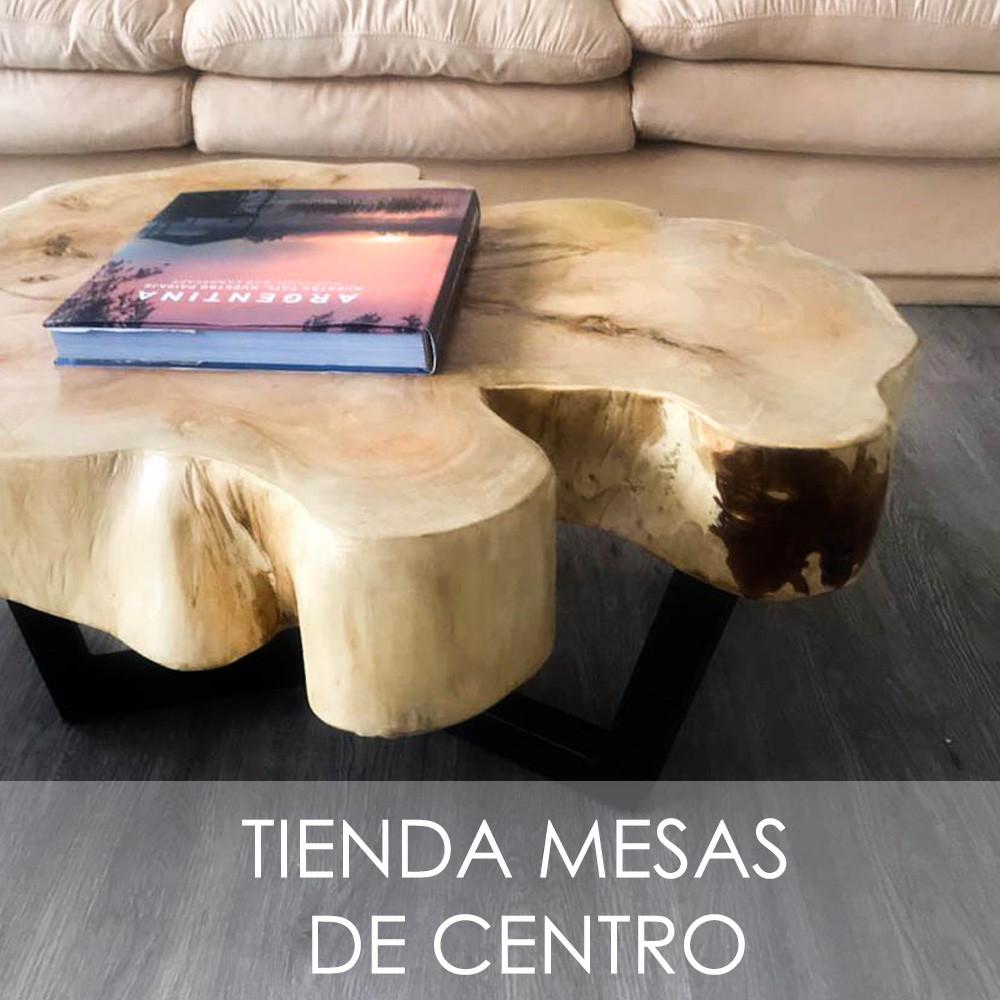 TIENDA MESAS DE CENTRO