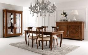 El concepto Rustico en los muebles y decoración