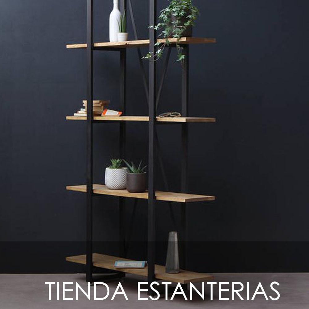 TIENDA ESTANTERIAS
