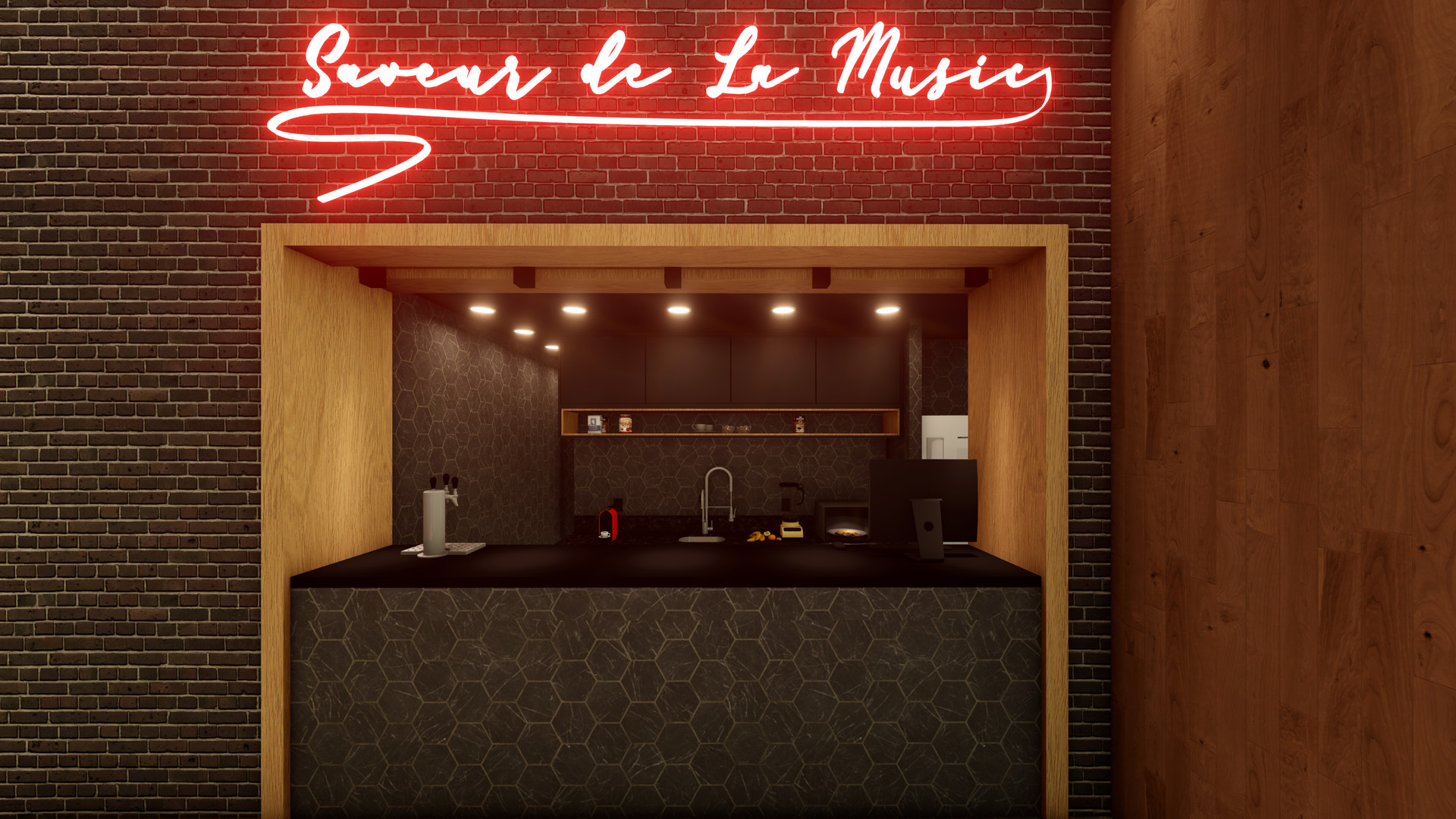 ESTÚDIO MUSICAL: ÁREA DE VIVÊNCIA