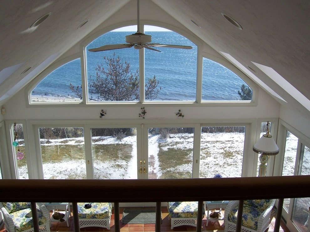 Ocean View Sunroom