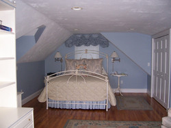 Cape House Master Bedroom