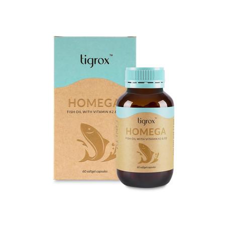 Tigrox Homega (Fist Oil Softgel)