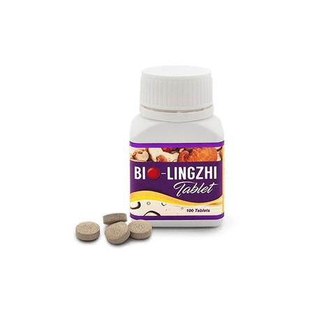 Bio Lingzhi Tablet Cendawan Lingzhi