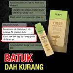 [sihat-mall.blogspot.com] Tigrox Tiger Milk King Cendawan Susu harimau Testimoni 3 batuk b