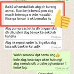 [sihat-mall.blogspot.com] Tigrox Tiger Milk King Cendawan Susu harimau Testimoni 4 ashma a