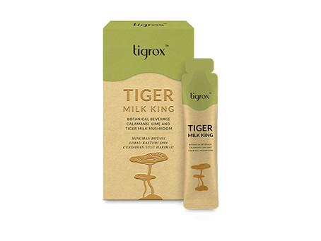 Tigrox Tiger Milk King - Cendawan Susu Harimau