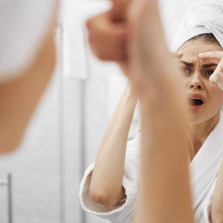 L'acné et la naturopathie