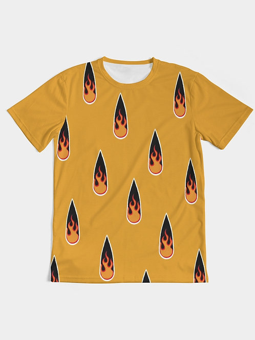 Yellow Fire Clawset Tee