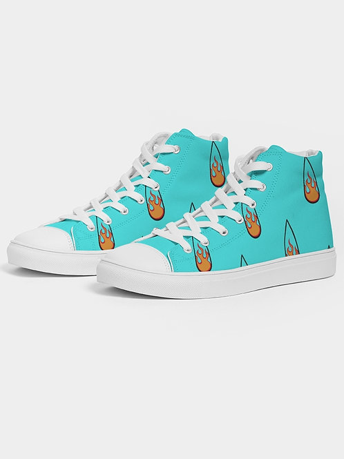 Blue Fire Clawset Sneakers