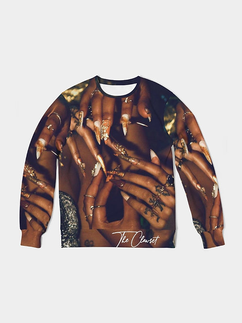 CLAWS PULLOVER CREWNECK