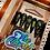 Thumbnail: Rainbow Paisley Clawset